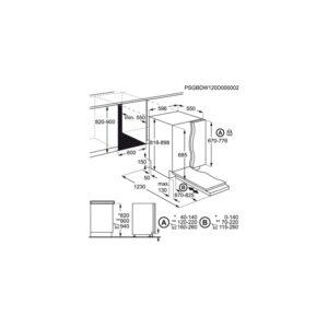 ELECTROLUX TT814R3