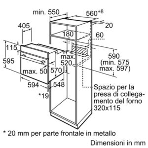 Bosch HBF011BA0J – codice articolo 064